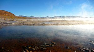 'Warme bron', Bolivia