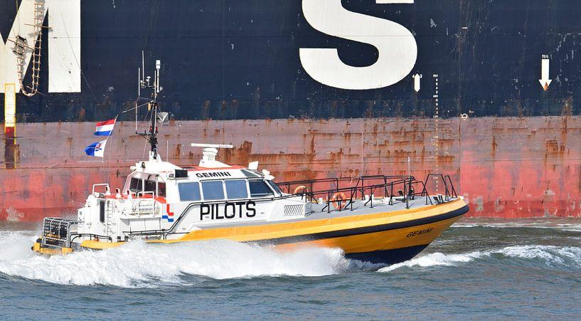 Pilot overtake van Piet Kooistra