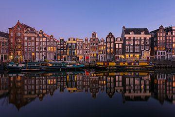 Amsterdam Singel sur Pieter Struiksma