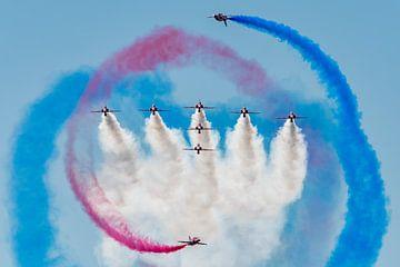 Airshow in perfectie van Sterkenburg Media