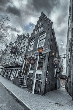 Ämsterdam  Restaurant d'Vijff Vlieghen sur BD Art