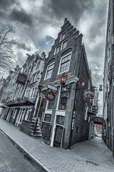 Ämsterdam  Restaurant d'Vijff Vlieghen van BD Art