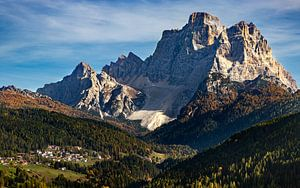 Dolomieten Landschap - 2, Italië