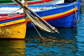 vissersboten van Jaco Verheul