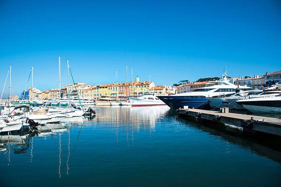 St. Tropez, Zuid Frankrijk van Anouschka Hendriks