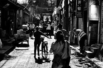 Chinese bedrijvigheid von Rogier Vermeulen
