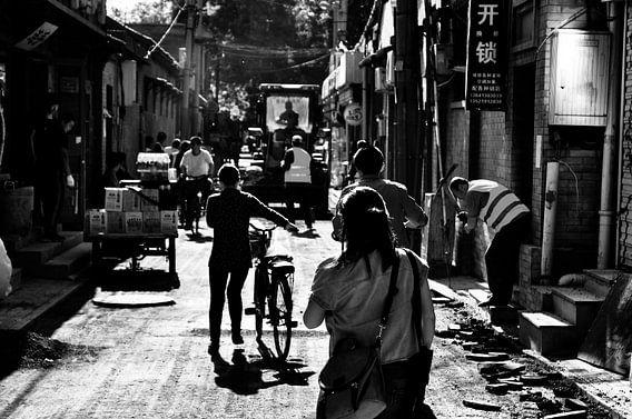 Chinese bedrijvigheid van Rogier Vermeulen