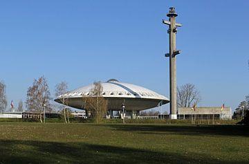 Evoluon Eindhoven van Ad Hoeks