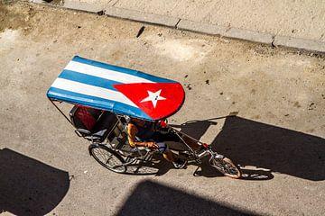 Bicitaxi Havana, Cuba von Rob Altena