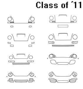 Porsche 911 design van