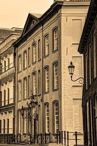 Amersfoort Utrecht Nederland Sepia