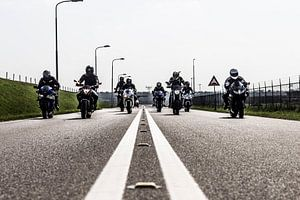 Motorcycle crew holland
