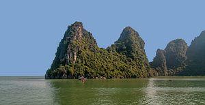 Vietnam: Hạ Longbaai (Bãi Cháy)