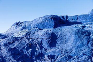 blauer Fels von videomundum