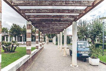 Tunnelvisie in Italië van Erik Rudolfs
