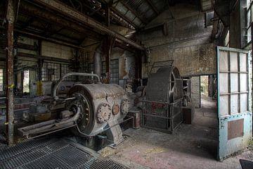 Compressor room von Truus Nijland
