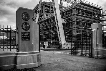 Willkommen in der Bergbaustadt von Johan Mooibroek