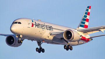 American Airlines Boeing 787 Dreamliner von Dennis Dieleman