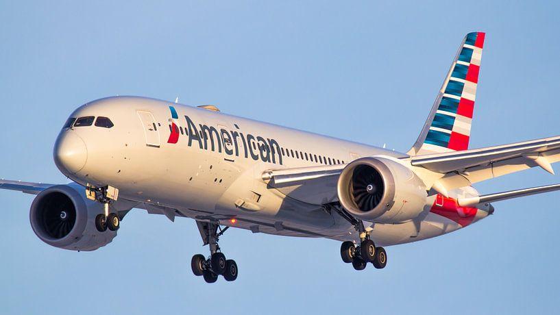 American Airlines Boeing 787 Dreamliner van Dennis Dieleman