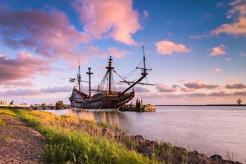 Batavia Schiff von Sander Poppe