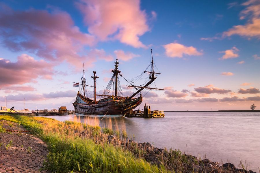 Batavia schip van Sander Poppe