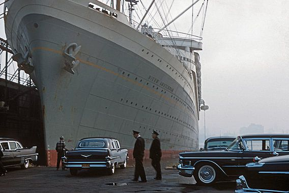 Nieuw Amsterdam 1959 von Aad Windig