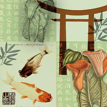 Japanischer Garten von christine b-b müller
