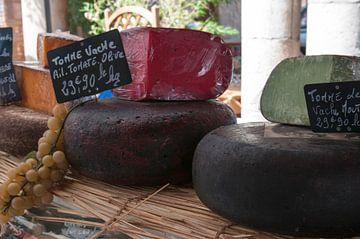 Franse kaas van Margot van den Berg