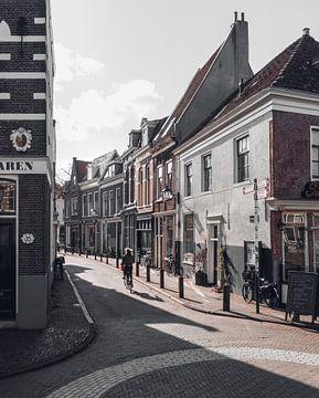Haarlem: Hoogstraat. von