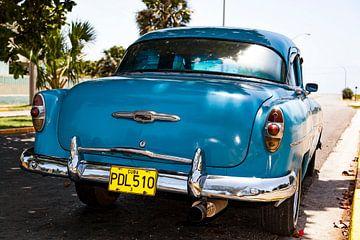 Cubaanse  Chevrolet PDL 510 (kleur)