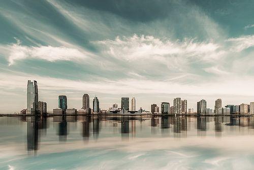 Ein Blick auf New Jersey von Hannes Cmarits
