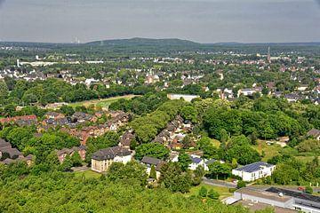 grünes Ruhrgebiet van Edgar Schermaul