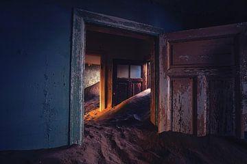 Eindringling in der Wüste von Joris Pannemans - Loris Photography