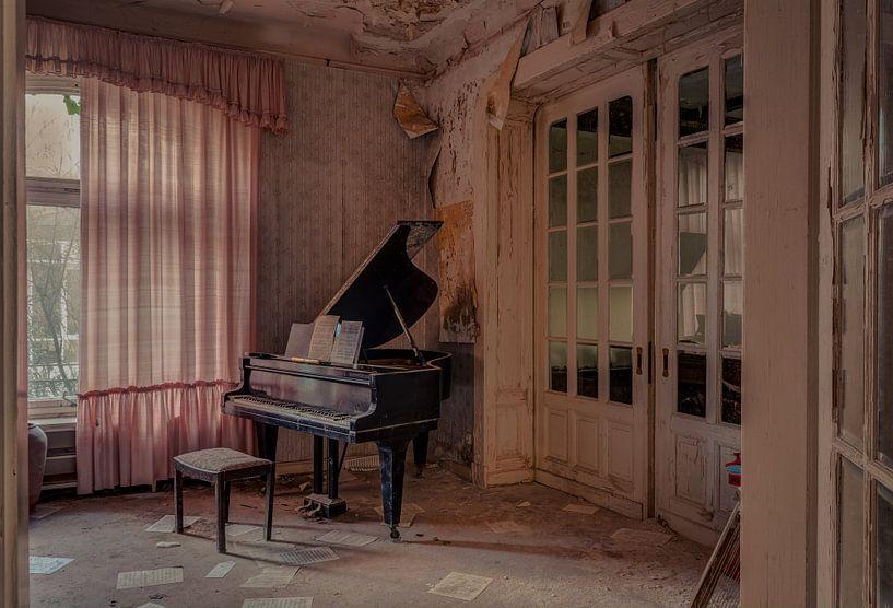Anna's Piano  van dafne Op 't Eijnde