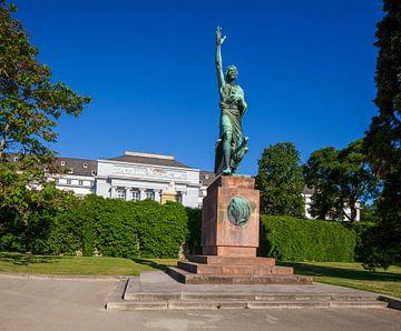 Kasteel, Koblenz, Rijnland-Palts, Duitsland, Europa van Torsten Krüger