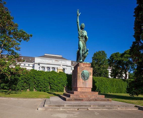 Schloss, Koblenz, Rheinland-Pfalz, Deutschland, Europa