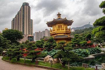Tempel des Chi Lin Nonnenklosters von Marlies Gerritsen Photography