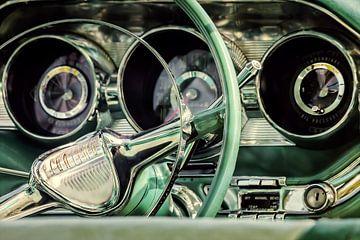De klassieke Pontiac van