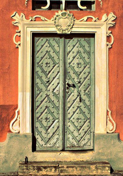 Türe von Ilona Picha-Höberth