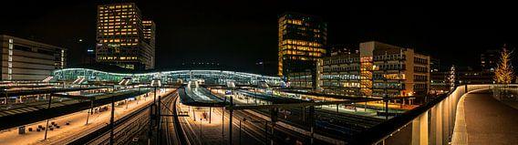Station Utrecht van Robin Pics (verliefd op Utrecht)