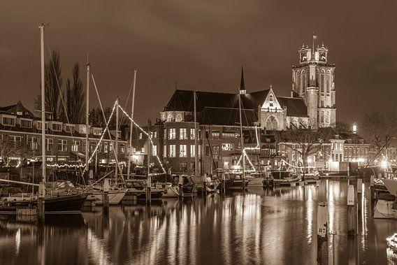 Dordrecht 6 Sephia