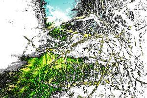 Gestörte Landschaft #013