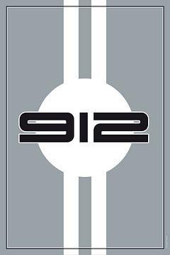 Porsche 912, racewagenontwerp van Theodor Decker