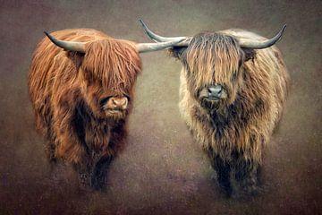 Schotse Dames van Claudia Moeckel