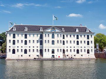 Amsterdam Maritime Museum von Eduard Lamping