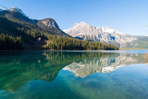 Emerald Lake, Yoho National Park van