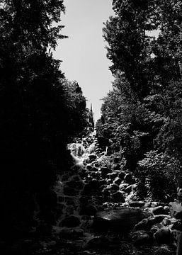 Wasserfall von Iritxu Photography
