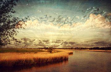 Landschaftsbild van Heike Hultsch