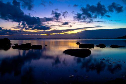Sunrise Grevelingenmeer von Wilco Schippers