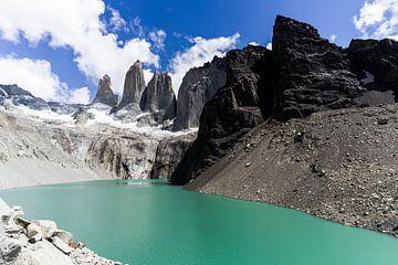 Torres del Paine van Shanti Hesse